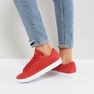 Nike Blazer Low Red