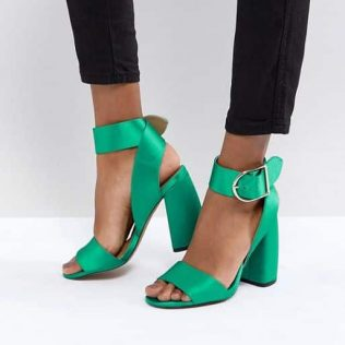 Skelter Heeled Sandals