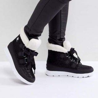 Waterproof Flat Boots