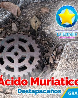 ACIDO MURIATICO DESTAPACAÑOS