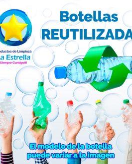 BOTELLA REUTILIZADA ($1 por Litro)