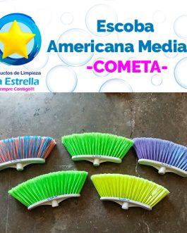 ESCOBA AMERICANA MEDIANA // COMETA ***
