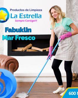 FABUKLIN MAR FRESCO TRADICIONAL (ENVASADO 600 ML)