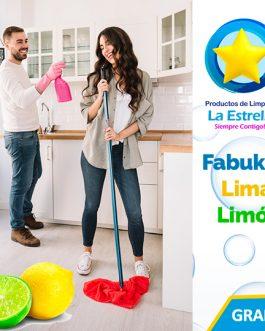 FABUKLIN LIMA LIMON TRADICIONAL