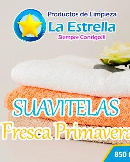 SUAVITELAS FRESCA PRIMAVERA SUPER (ENVASADO 850 ML)