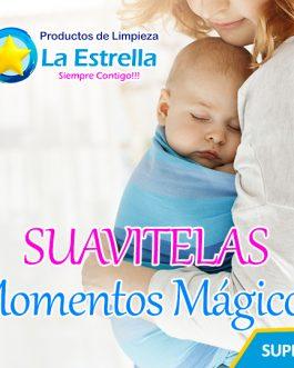 SUAVITELAS MOMENTOS MAGICOS SUPER