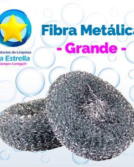 FIBRA METALICA GRANDE ***