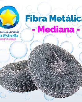FIBRA METALICA MEDIANA ***