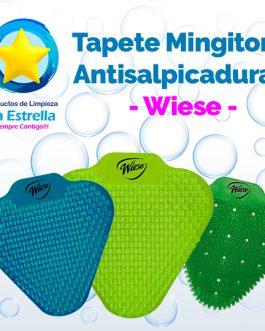 TAPETE MINGITORIO ANTISALPICADURAS // WIESE