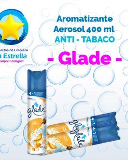 AROMATIZANTE ANTI TABACO / GLADE