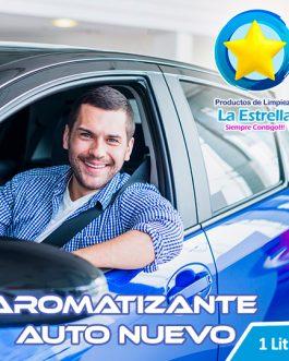 AROMATIZANTE AUTO NUEVO TRADICIONAL (ENVASADO 1 L)