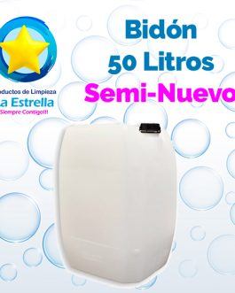 BIDON USADO 50 LITROS