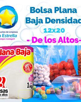 BOLSA PLANA 12×20 // ALTOS
