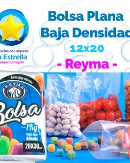 BOLSA PLANA 12×20 // REYMA