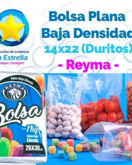 BOLSA PLANA 14×22 (DURITOS) // REYMA
