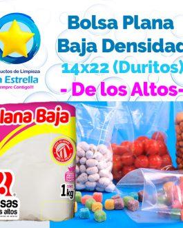 BOLSA PLANA 14×22 (DURITOS) // ALTOS