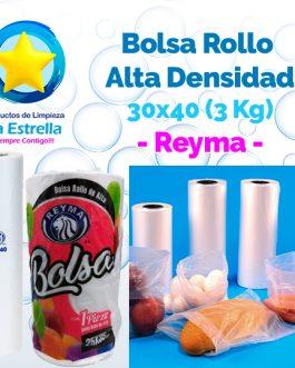 BOLSA ROLLO ALTA 30×40 (CAP. 3 KG.) // REYMA