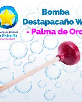 BOMBA DESTAPACAÑOS // PALMA DE ORO***