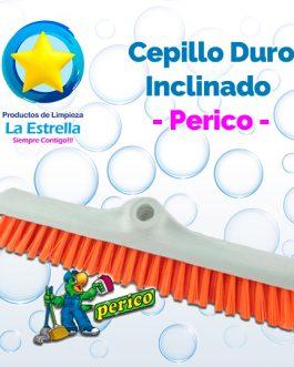CEPILLO DURO INCLINADO C/BASTON CI30 // PERICO***