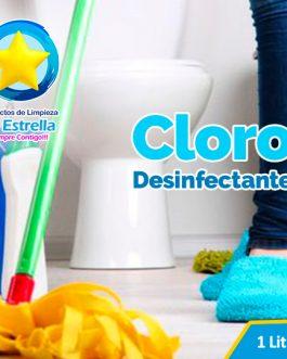 CLORO TRADICIONAL (ENVASADO 1 L.)
