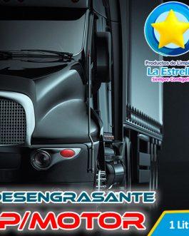 DESENGRASANTE P/MOTOR TRADICIONAL (ENVASADO 1 L.)