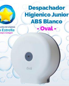 DESPACHADOR HIGIENICO JUNIOR ABS BLANCO // OVAL