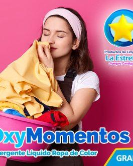 DETERGENTE OXY MOMENTOS