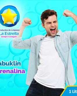 FABUKLIN ADRENALINA TRADICIONAL (ENVASADO 1 L.)