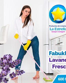 FABUKLIN LAVANDA FRESCA TRADICIONAL (ENVASADO 600 ML)
