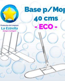MOP BASE METALICA CHICA 40 CMS ECO***