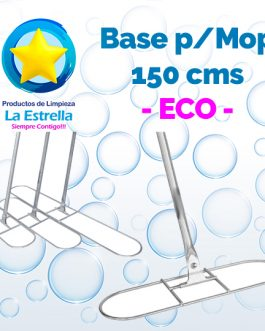MOP BASE METALICA EXTRA JUMBO 150 CMS ECO***