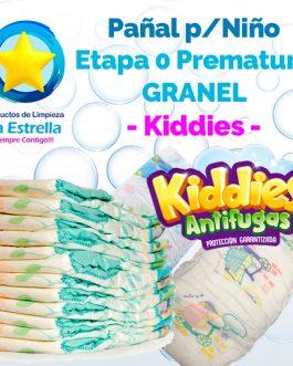 PAÑAL NIÑO ETAPA 0 – PREMATURO GRANEL // KIDDIES