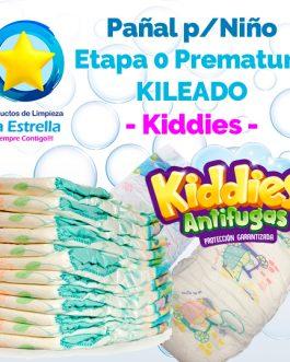 PAÑAL NIÑO ETAPA 0 – PREMATURO KILEADO // KIDDIES