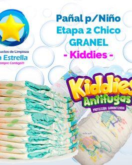 PAÑAL NIÑO ETAPA 2 – CHICO GRANEL // KIDDIES