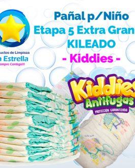 PAÑAL NIÑO ETAPA 5 – EXTRA GRANDE KILEADO // KIDDIES