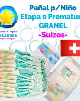 PAÑAL NIÑO ETAPA 0 – PREMATURO GRANEL // SUIZO