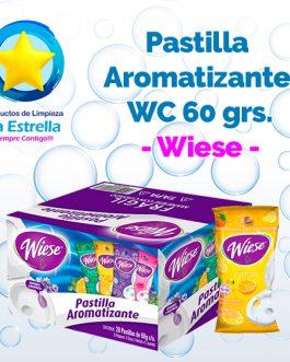 PASTILLA AROMATIZANTE P/WC 60 GRS // WIESE