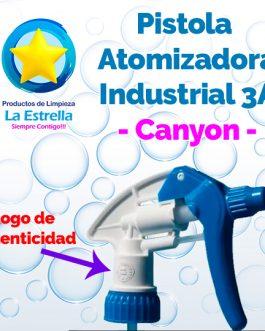 PISTOLA ATOMIZADORA INDUSTRIAL 3A // CANYON