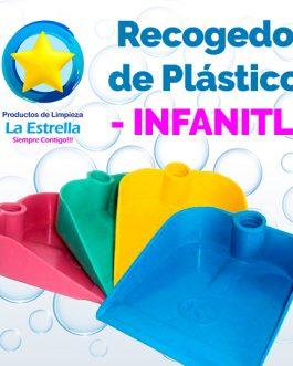 RECOGEDOR PLASTICO INFANTIL***