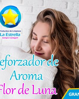 REFORZADOR DE AROMA C/PLANCHA FACIL FLOR DE LUNA