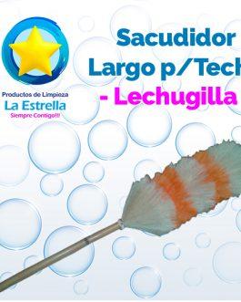 SACUDIDOR LARGO PARA TECHO DE LECHUGUILLA ***