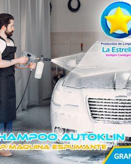 SHAMPOO AUTOKLIN P/MAQUINA ESPUMANTE
