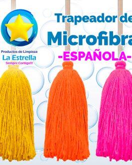 TRAPEADOR MICROFIBRA ESPAÑOLA 300 GRS.***